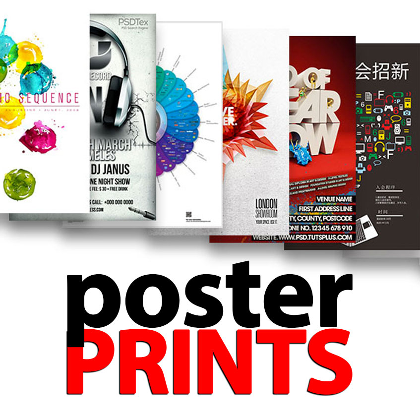 Poster Prints Clifton Colour